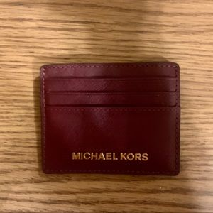 Michael Kors Card Case - Never Used